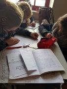 Les préparatifs sur papier