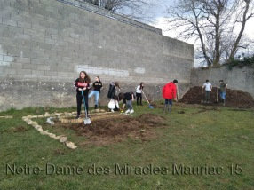 Permaculture Mauriac